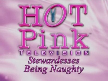Hot Pink TV: Stewardesses Being Naughty