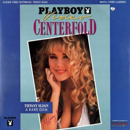Playboy Video Centerfold: Tiffany Sloan (1992)