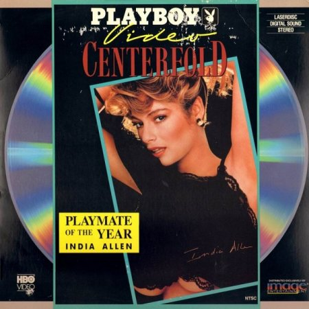 Playboy Video Centerfold: India Allen: Playmate of The Year 1988