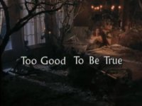 Too Good to Be True (1997)