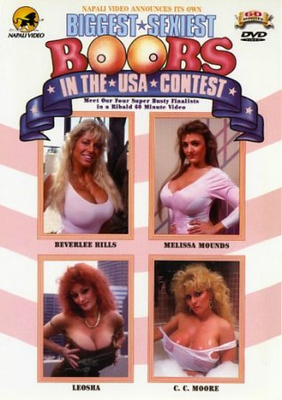 Biggest Sexiest Boobs In The USA Contest (1989)