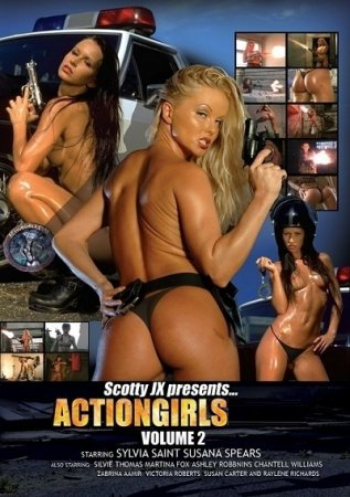 Actiongirls: Volume 2 (2006)