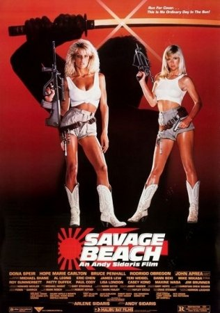 Savage Beach (1989)