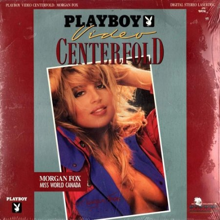 Playboy Video Centerfold: Morgan Fox (1991)