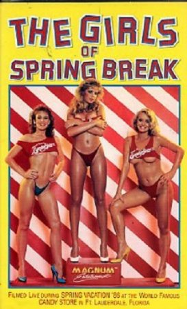 The Girls of Spring Break (1986)