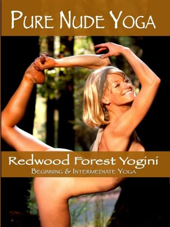 Pure Nude Yoga – Redwood Forest Yogini (2014)