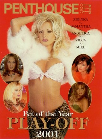 Penthouse: Pet Of The Year Play-Off 2001
