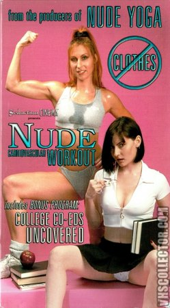 Nude Cardiovascular Workout / College Co-Eds Uncovered! (2000)