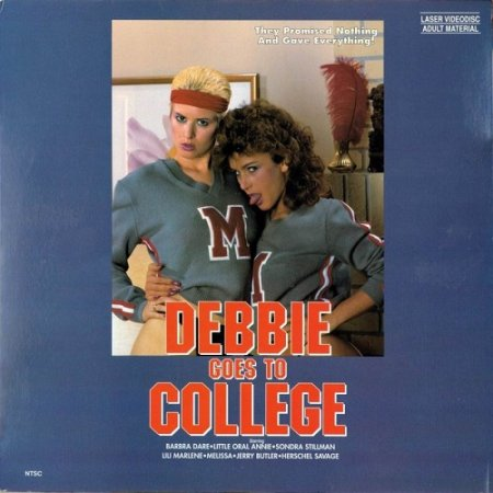 Debbie Goes To College (1986)
